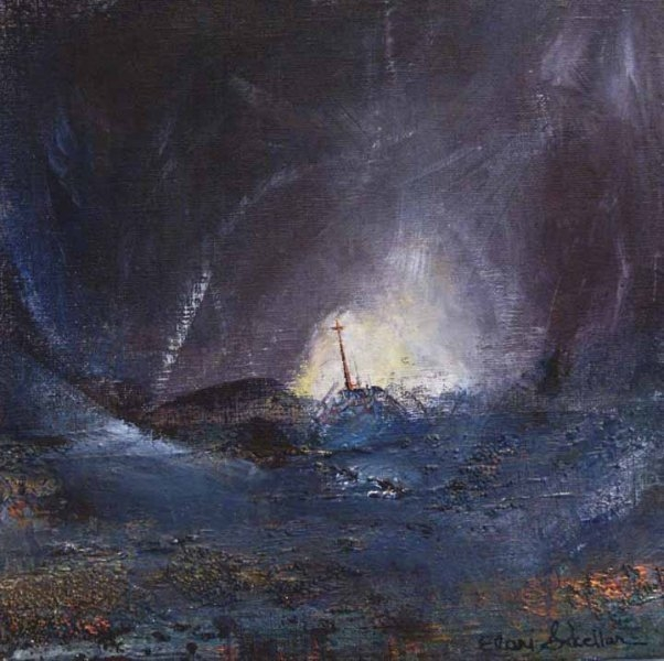 A Storm's a threatenin'